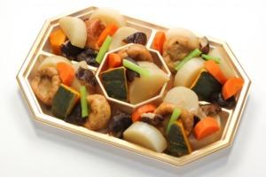 野菜の五目煮